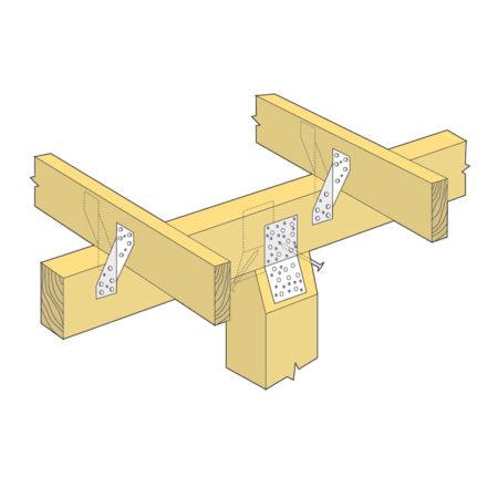 Pile Bearer Kits